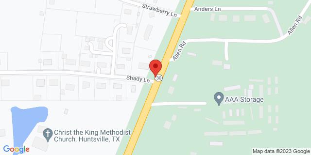 ACE Cash Express Huntsville 3011 Highway 30 W 77340 on Map