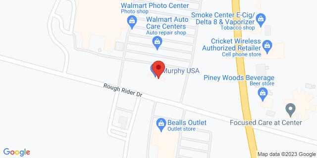 National Bank Center 810 Hurst St 75935 on Map