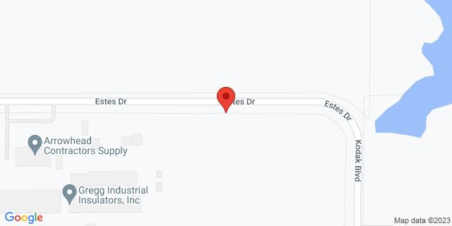 Longview 711 Estes Dr, Ste 102 75602 on Map