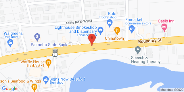 ACE Cash Express Beaufort 2311 Boundary St 29902 on Map