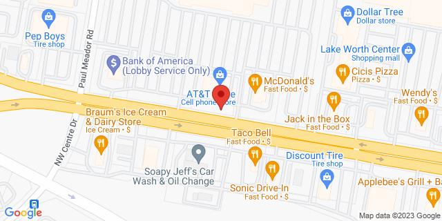 National Bank Fort Worth 6360 Lake Worth Blvd 76135 on Map