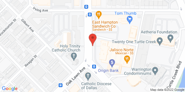 National Bank Dallas 3848 Oak Lawn Ave, #198 75219 on Map