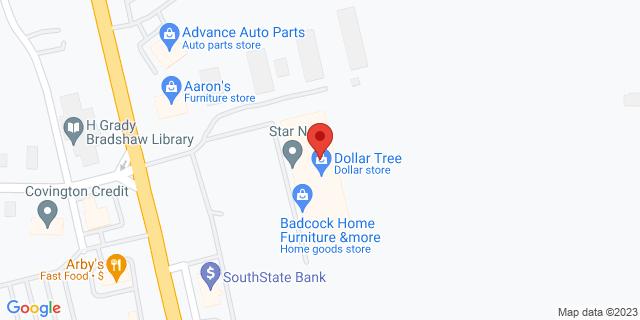 Citibank Valley 3501 20TH AV 36854 on Map
