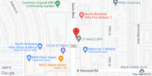 ACE Cash Express North Richland Hills 5310 Davis Blvd 76180 on Map