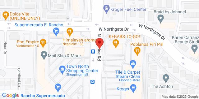 ACE Cash Express Irving 3658 N Belt Line Rd 75062 on Map