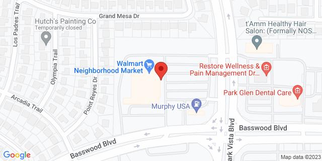 National Bank Fort Worth 7401 Park Vista Blvd 76137 on Map