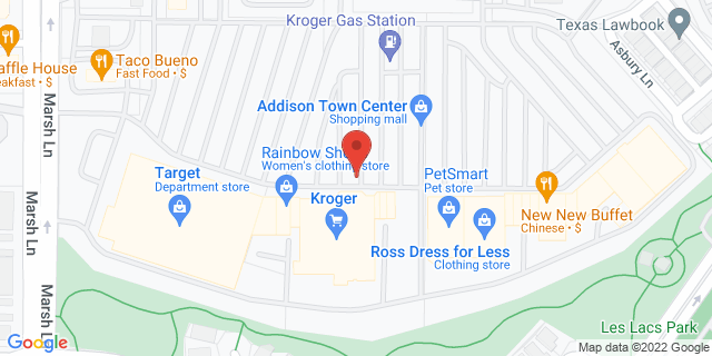 National Bank Addison 3770 Belt Line Rd 75001 on Map