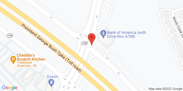 ACE Cash Express Garland 5255 N President George Bush Hwy 75040 on Map