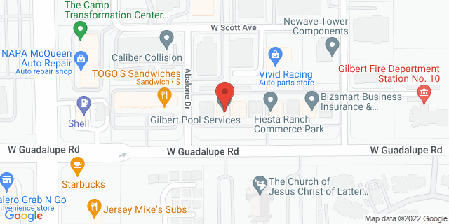 Citibank Gilbert 1450 W GUADALUPE RD 85044 on Map