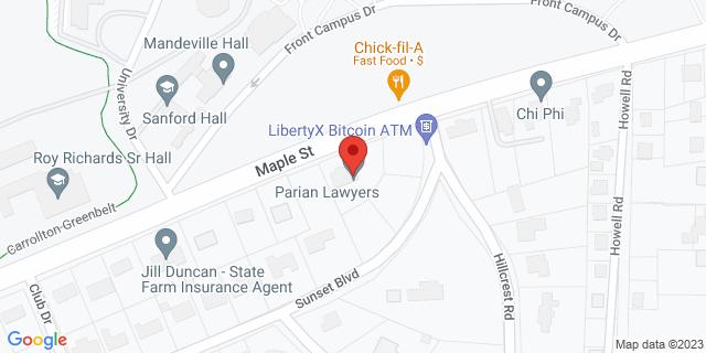 Metro Bank Carrollton 1606 Maple St 30117 on Map