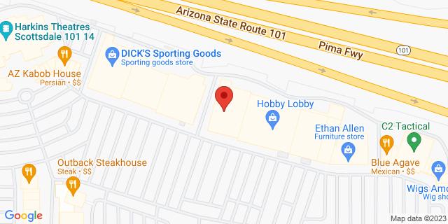 Citibank Scottsdale 7000 E MAYO 85054 on Map