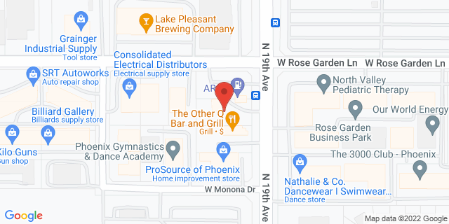 Chase Bank Phoenix 20838 N 19th Ave 85027 on Map