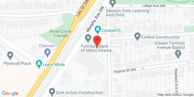 Metro Bank Atlanta 908 Murphy Ave Sw 30310 on Map