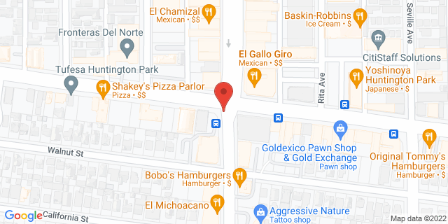 ACE Cash Express Huntington Park 7201 Pacific Blvd 90255 on Map