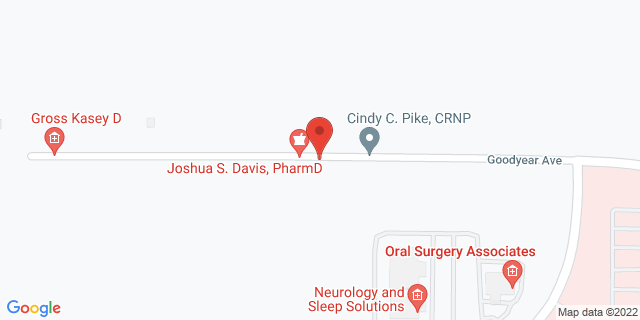 Citibank Gadsden 1007 Goodyear Avenue 35903 on Map
