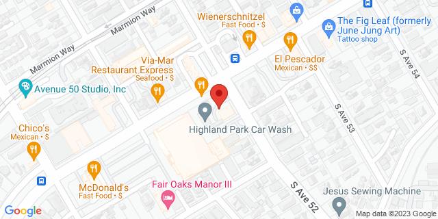ACE Cash Express Highland Park 5136 N Figueroa St 90042 on Map