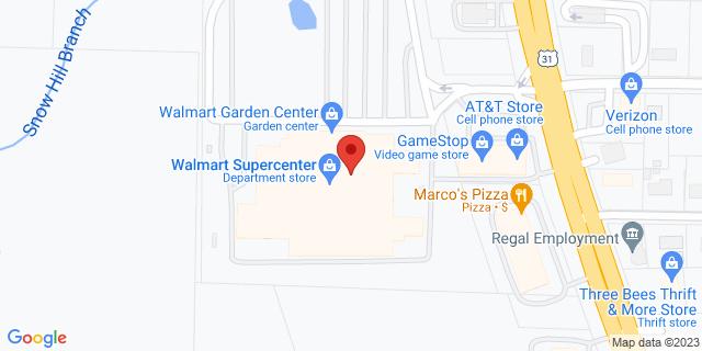 Citibank Hartselle 1201 HIGHWAY 31 NW 35640 on Map