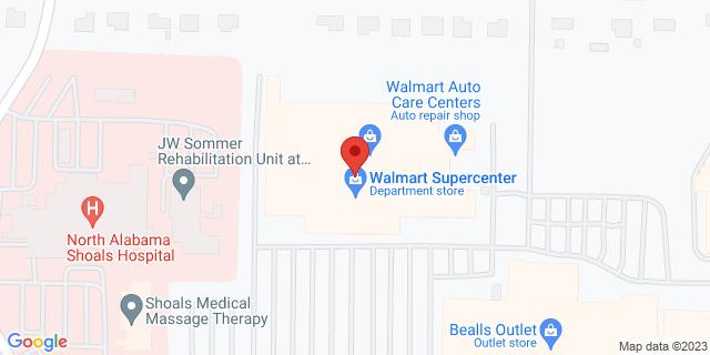 Citibank Muscle Shoals 517 WEST AVALON AV 35661 on Map