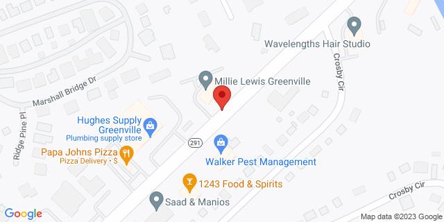 ACE Cash Express Greenville 1259 S Pleasantburg Dr 29605 on Map