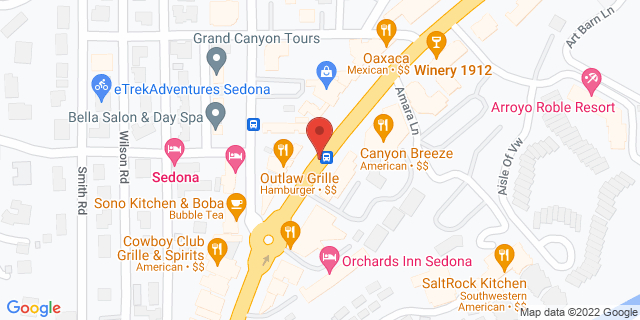 Citibank Sedona 275 N HIGHWAY 89A 86336 on Map