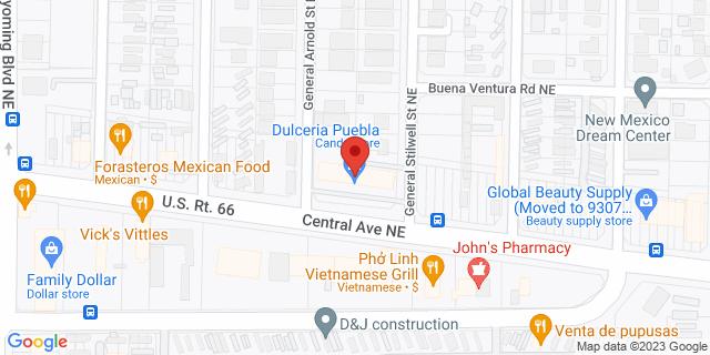 ACE Cash Express Albuquerque 9001 Central Ave NE 87123 on Map
