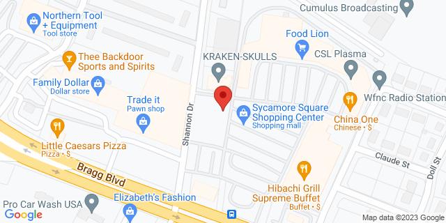 ACE Cash Express Fayetteville 3308 Bragg Blvd 28303 on Map
