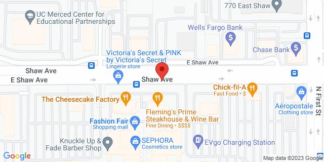 ACE Cash Express Fresno 785 E Shaw Ave 93710 on Map