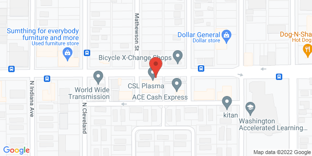 ACE Cash Express Wichita 1535 E Central Ave 67214 on Map