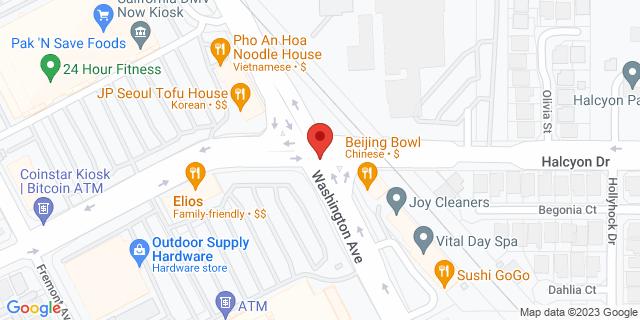 ACE Cash Express San Leandro 14410 Washington Ave 94578 on Map