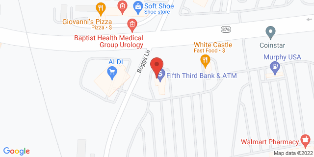 Fifth Third Bank Richmond 800 EASTERN BYPASS 40475 on Map