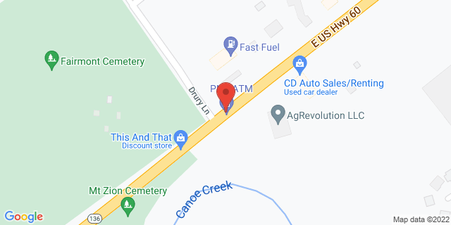 Fifth Third Bank Henderson 2555 NORTH US 41 42420 on Map