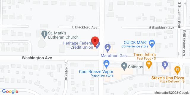 Fifth Third Bank Evansville 2350 WASHINGTON AVENUE 47714 on Map