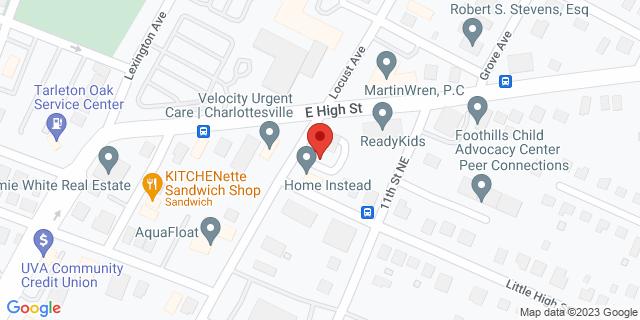 Wells Fargo Bank Charlottesville 406 10th St Ne 22902 on Map