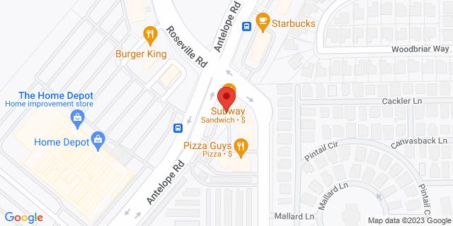 ACE Cash Express Sacramento 7651 Daly Ave 95842 on Map