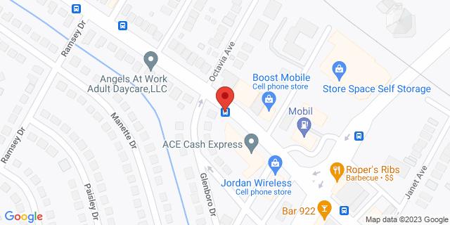 ACE Cash Express Jennings 7028 W Florissant Ave 63136 on Map