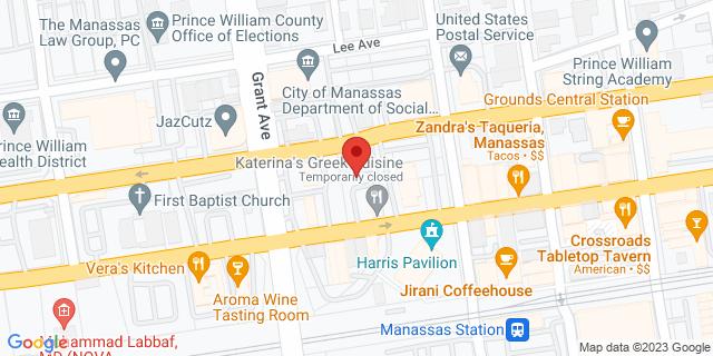 M&T Bank Manassas 9214 Center St, #301 20110 on Map