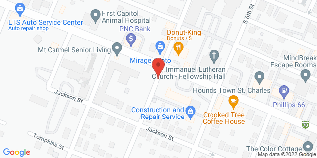 ACE Cash Express Saint Charles 601 1st Capitol Dr 63301 on Map