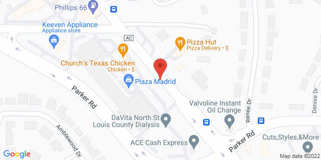 ACE Cash Express Florissant 13001 New Halls Ferry Rd 63033 on Map