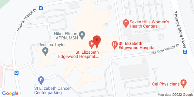 Fifth Third Bank Edgewood 1 MEDICAL VILLAGE DR 41017 on Map