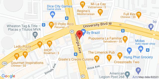 ACE Cash Express Wheaton 11337 Georgia Ave 20902 on Map