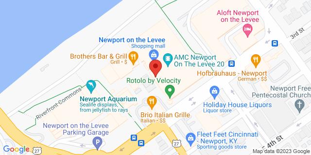 Fifth Third Bank Newport 1 LEVEE WAY 41071 on Map