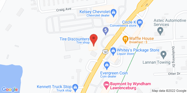 Fifth Third Bank Greendale 1099 EAST EADS PKWY 47025 on Map