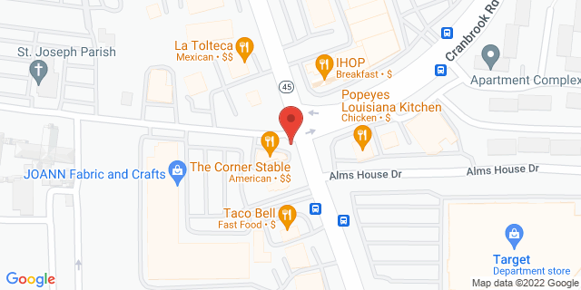 ACE Cash Express Cockeysville 9920 York Rd 21030 on Map