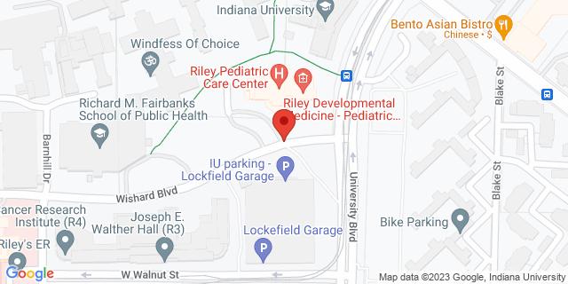 Fifth Third Bank Indianapolis 640 WISHARD WAY 46202 on Map