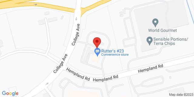 M&T Bank Mountville 3849 Hempland Rd 17554 on Map