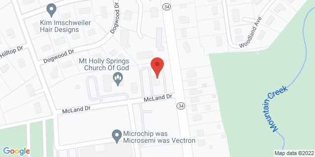 M&T Bank Mt Holly Springs 631 Holly Pike 17065 on Map