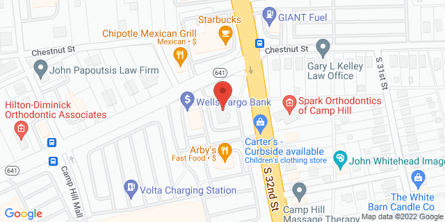 Metro Bank Camp Hill 3201 Trindle Rd 17011 on Map