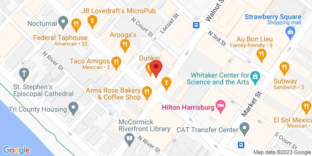 Metro Bank Harrisburg 101 N 2nd St 17101 on Map