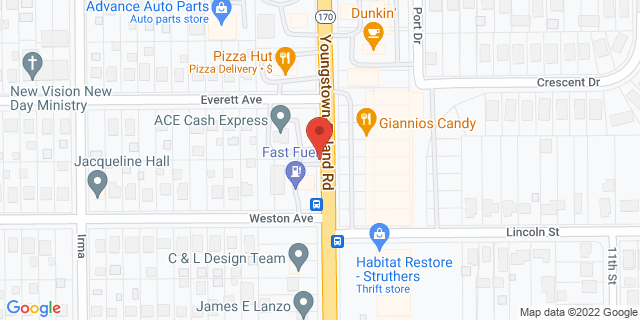 ACE Cash Express Youngstown 4040 Youngstown Poland Rd 44514 on Map