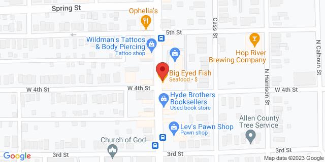 ACE Cash Express Fort Wayne 1516 N Wells St 46808 on Map